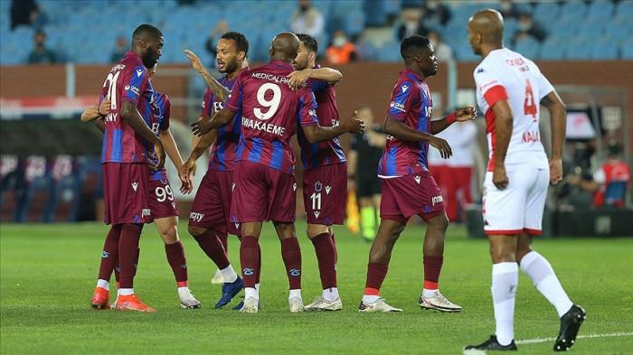 Trabzonspor, kötü başladığı sezonda Abdullah Avcı idaresinde çıkış yakaladı