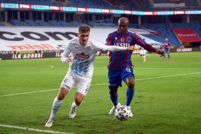 Trabzon basınında Trabzonspor'un Çaykur Rizespor galibiyeti