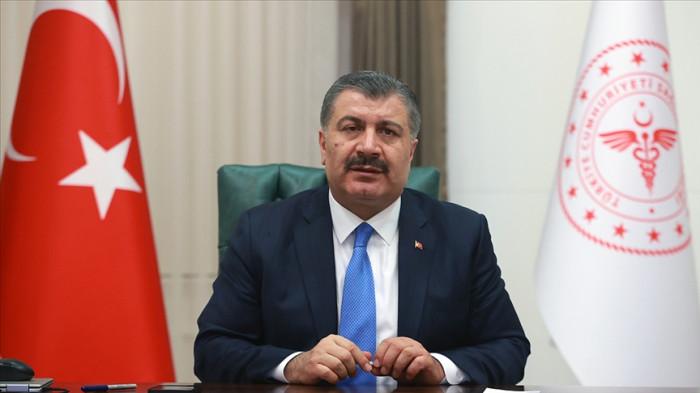 Sağlık Bakanı Koca, Bilim Kurulu toplantısının ardından açıklama yaptı